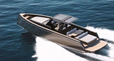 Charter motorboat Pardo 43 in Ibiza city - Ibiza (Balearic Islands)