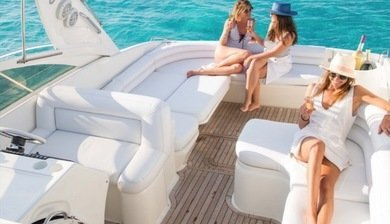 Rental motorboat Princess V40 in Ibiza - Ibiza (Islas Baleares)