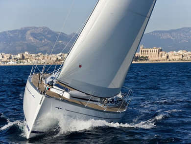 Charter sailboat Bavaria 38 in Kos - Dodecanese Islands