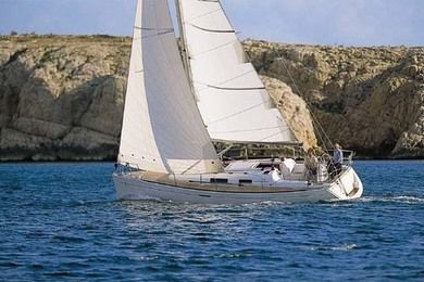 Rental sailboat Dufour 34 in Kos - Dodecanese Islands