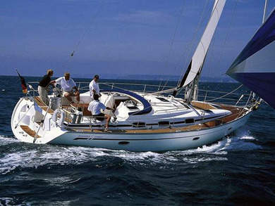 Charter sailboat Bavaria 42 Cruiser in Mykonos - Cyclades Islands