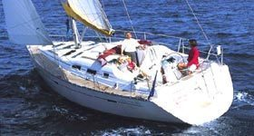 Rental sailboat Oceanis 37 in Portisco - Olbia-Tempio (Sardinia)