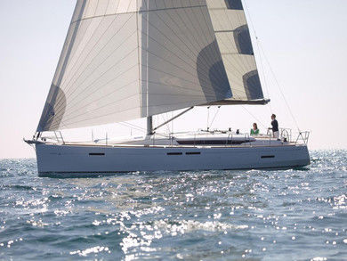 Rental sailboat Sun Odyssey 449 in Athens - Attica