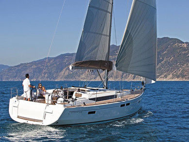 Rental sailboat Sun Odyssey 479 in Lefkada - Ionian Islands
