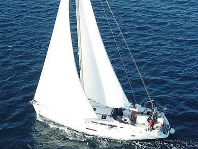 Rental sailboat Sun Odyssey 49i in Lavrion - Attica