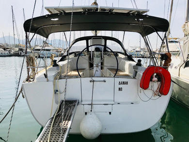 Hire sailboat Hanse 400 in Athens - Attica