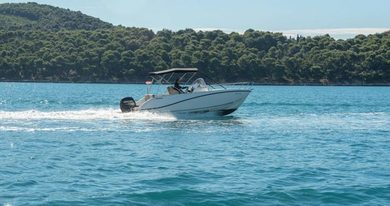 Hire motorboat Quicksilver activ 675 open in Trogir - Split
