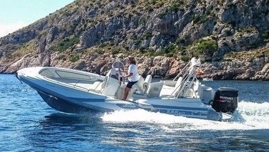 Charter motorboat ZAR 65 in Port de Pollensa - Majorca (Balearic Islands)