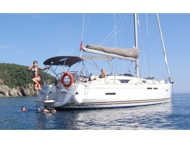 Charter sailboat Sun Odyssey 409 in  -