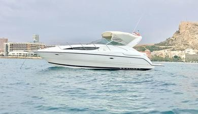 Charter motorboat Bayliner Ciera in Ibiza city - Ibiza (Balearic Islands)