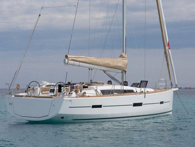 Charter sailboat Dufour 460 Grand Large in Port de Pollensa - Majorca (Balearic Islands)