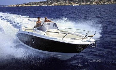 Rental motorboat SESSA KEY LARGO 27 FB in Ibiza city - Ibiza (Balearic Islands)