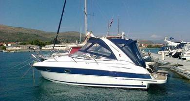 Rental motorboat Bavaria 27 Sport in Baska Voda - Split