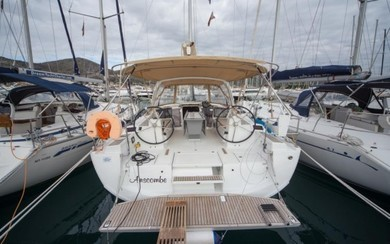 Hire sailboat Oceanis 41.1 in Trogir - Split