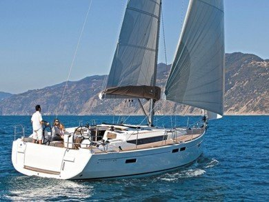 Rental sailboat Sun Odyssey 519 in Palma de Mallorca - Majorca (Balearic Islands)