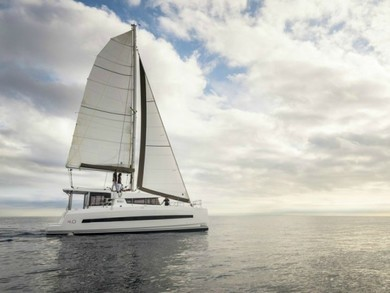 Rental catamaran Bali 4.0 in Sant Antoni de Portmany - Ibiza (Balearic Islands)