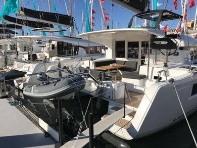 Hire catamaran Lagoon 40 in Portisco - Olbia-Tempio (Sardinia)