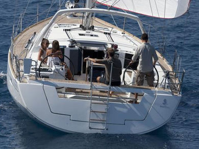 Hire sailboat Oceanis 45 in Parham Town - Tortola