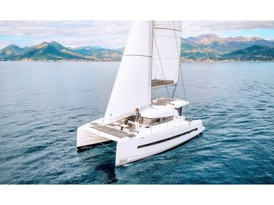 Rental catamaran Bali 4.0 in East End - Tortola