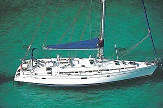 Rental sailboat Beneteau 50-5 in Palmeira - Sal