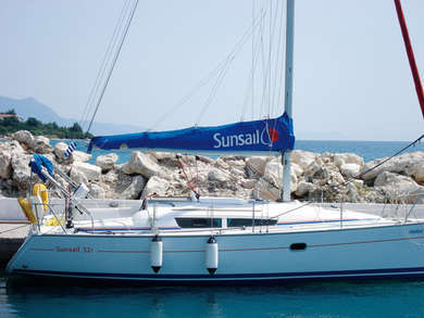 Rental sailboat Sunsail 32i in Lefkada - Ionian Islands