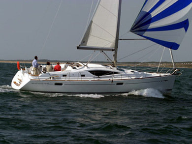 Charter sailboat Sun Odyssey 42DS  in Lidingo - Stockholm
