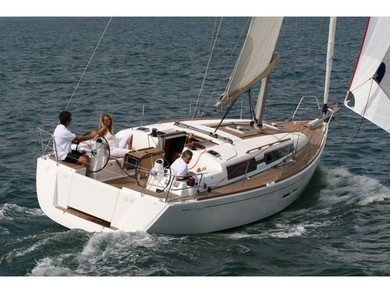 Rental sailboat Dufour 375 GL in Lidingo - Stockholm