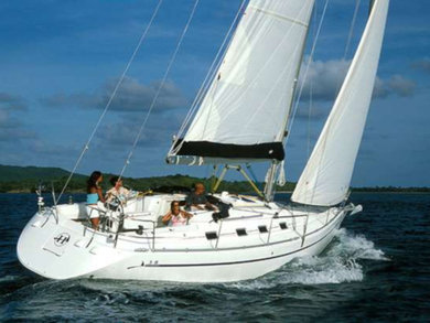 Rental sailboat Harmony 38 in Seget Donji - Split