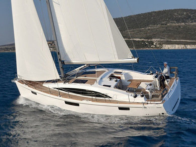 Hire sailboat Bavaria 46 Vision in Parham Town - Tortola