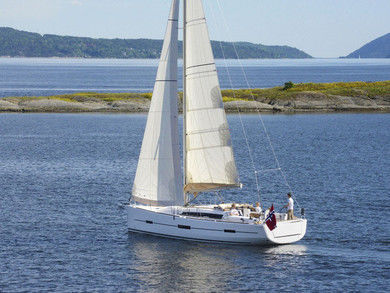 Rental sailboat Dufour 412 Grand Large in  - Istria