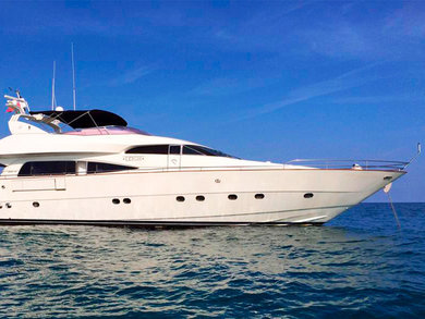 Hire exclusive yacht Mochi Craft 85 in Barcelona city - Barcelona