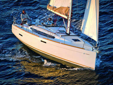 Charter sailboat Sun Odyssey 389 in  -