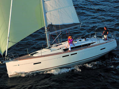 Hire sailboat Sun Odyssey 419 in  -