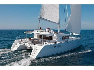 Rental catamaran Lagoon 450 in  -