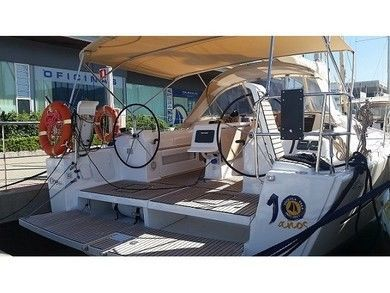 Hire sailboat Dufour 410 GL in  -