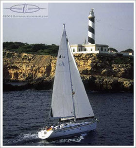 Rental sailboat Bavaria 50 Cruiser in Palma de Mallorca - Majorca (Balearic Islands)