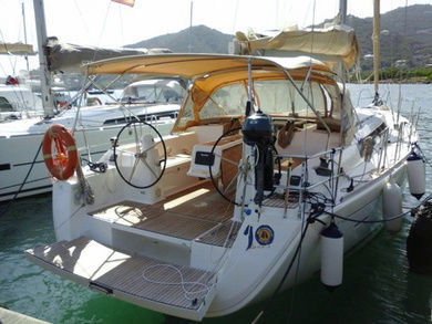 Charter sailboat Dufour 450 GL in  -