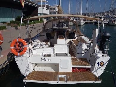 Charter sailboat Dufour 412 GL in  -