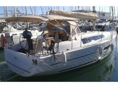 Hire sailboat Dufour 382 GL in  -