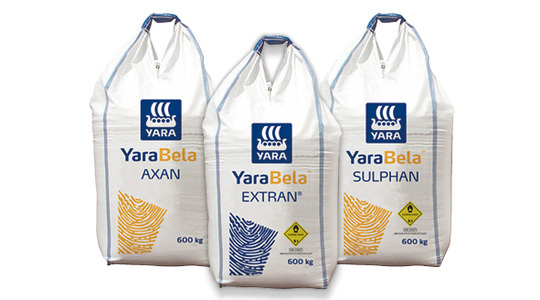 Fertiliser | Full Product Range | Yara UK