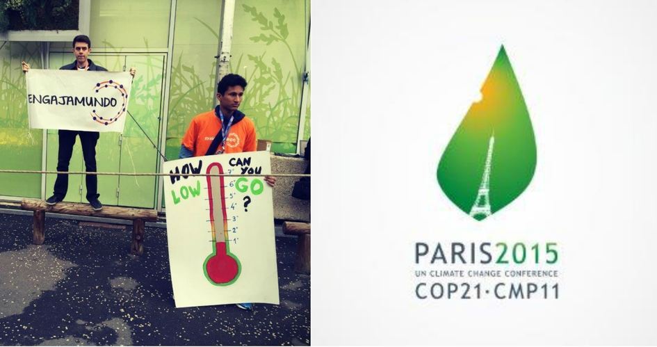 COP21 Paris collage