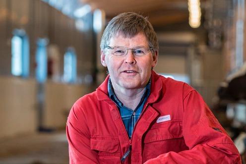 Grovfôrløft Harald Volden