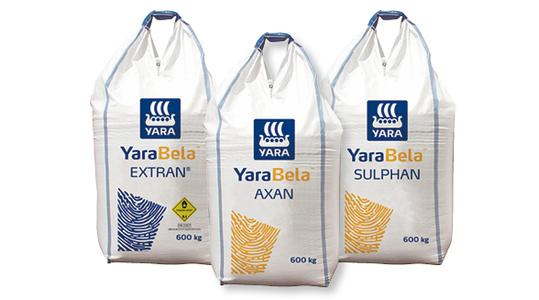 YaraBela Nitrate fertilisers