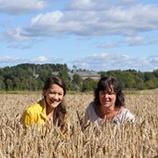Margit Oami Kim og Anja Karine Ruud er to av årets Yara-stipendiater