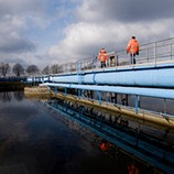 Odor Control in Waste Water Treatment Plants