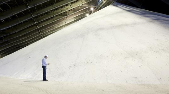 Seguridad en el manejo de fertilizantes