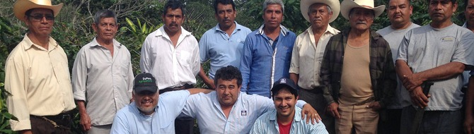 Mexican smallholder farmers