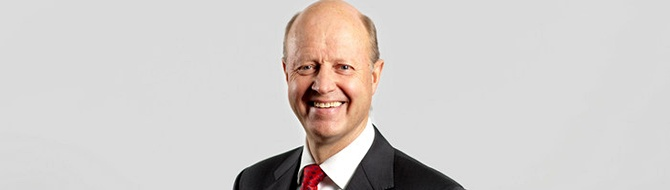 Yara's CEO Ole Jørgen Haslestad