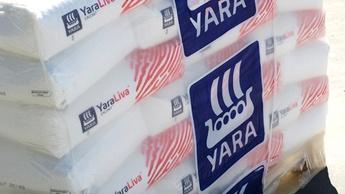 Yara gjødselsortiment