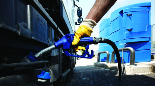 AdBlue® for Commercial vehicles